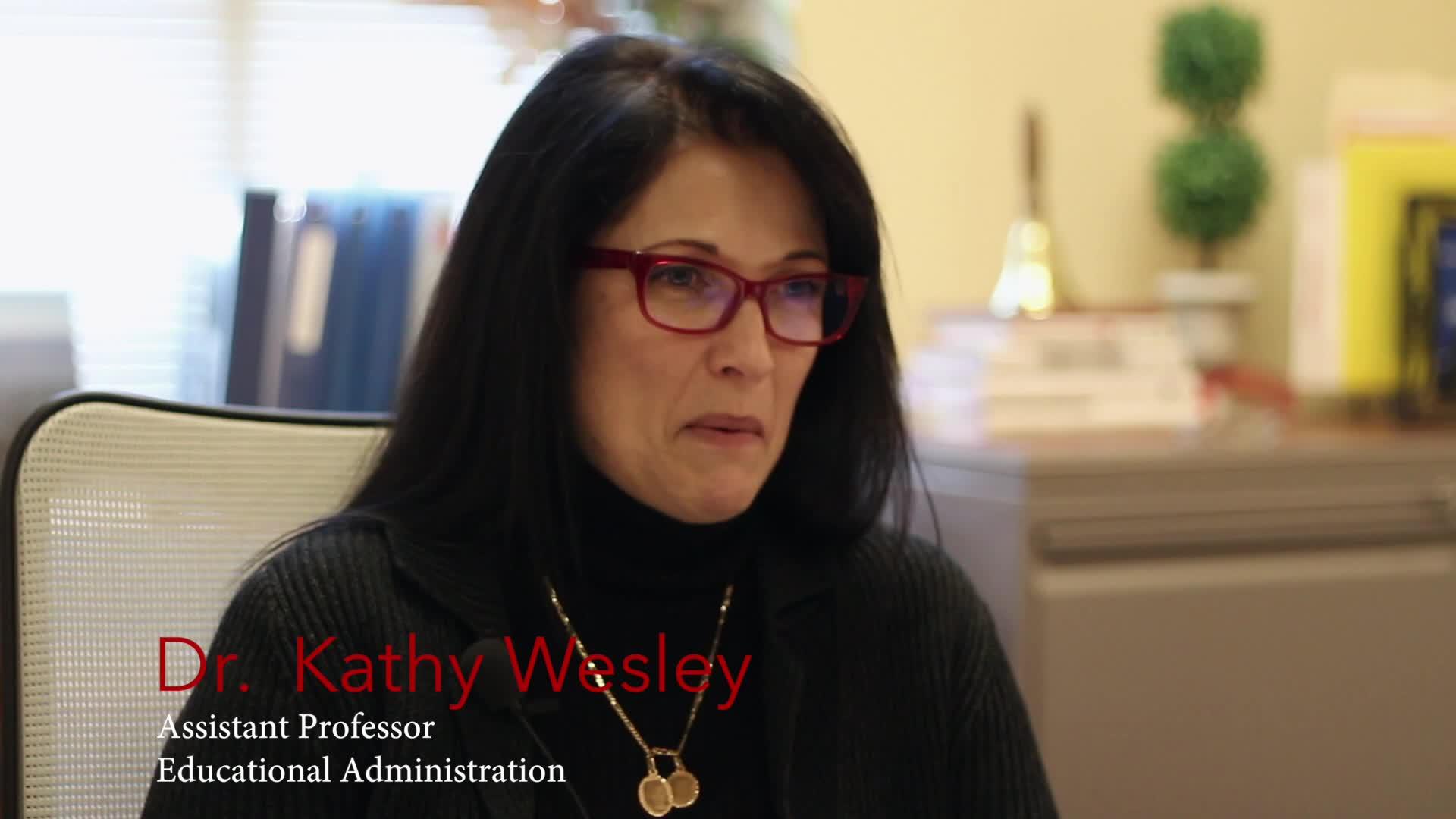 Katherine Wesley
