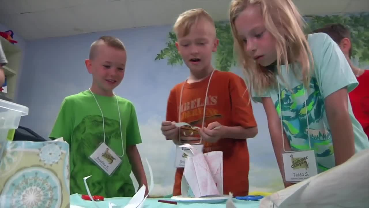 Museum Summer Camps