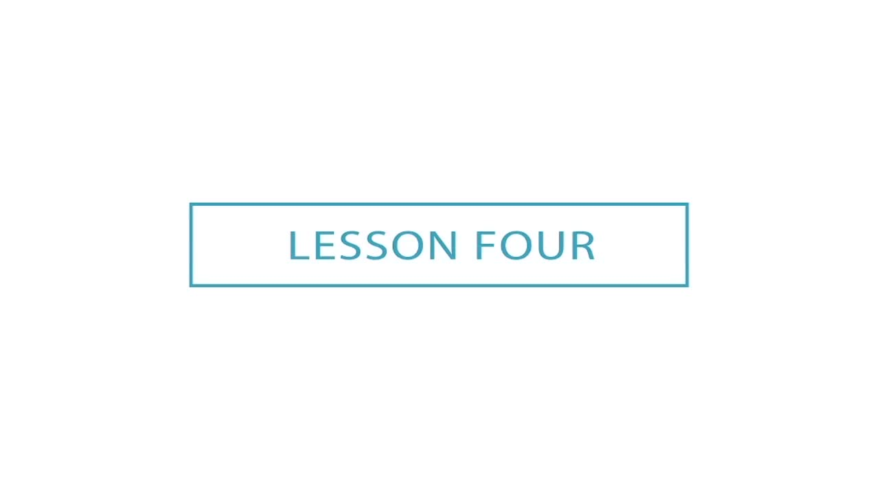 Early Childhood Music Lessons - Module 4 - Video 14 - Music Time - Lesson Four