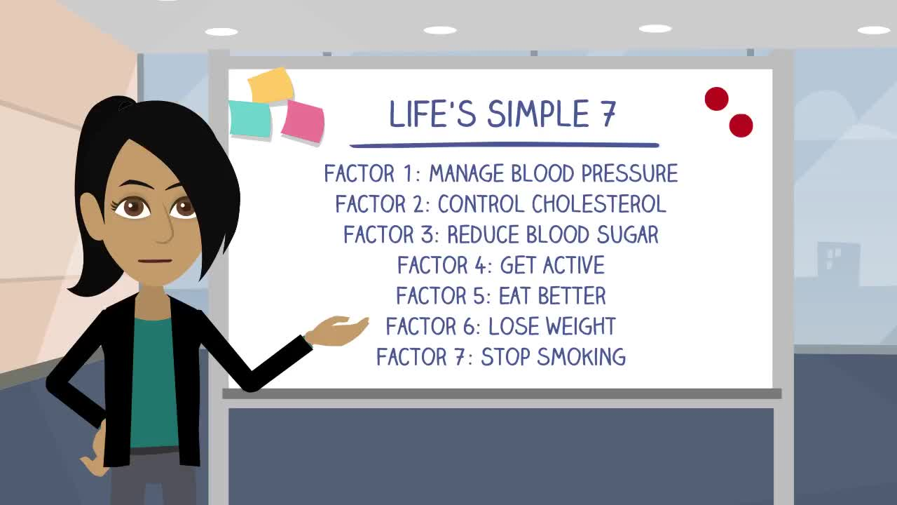 Life's Simple 7 - Get Active
