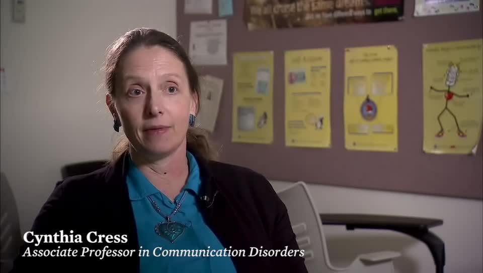 Cynthia Cress testimonial