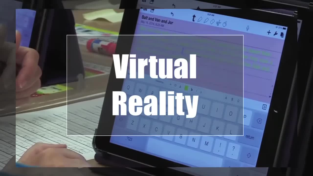 Tech Edge, Mobile Learning In The Classroom - Episode 81, Virtual Reality (VR)