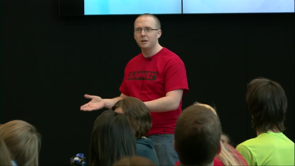 Science Slam: Andrew Conner