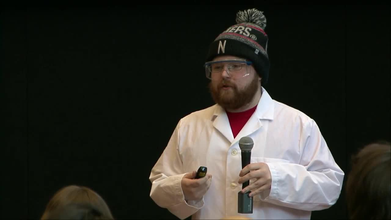 Science Slam: Kenneth Hipp