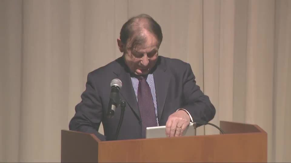 Keynote by Michael Žantovský at Prague Spring 50
