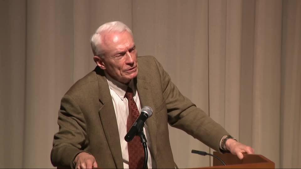 Bruce Garver speaks at Prague Spring 50