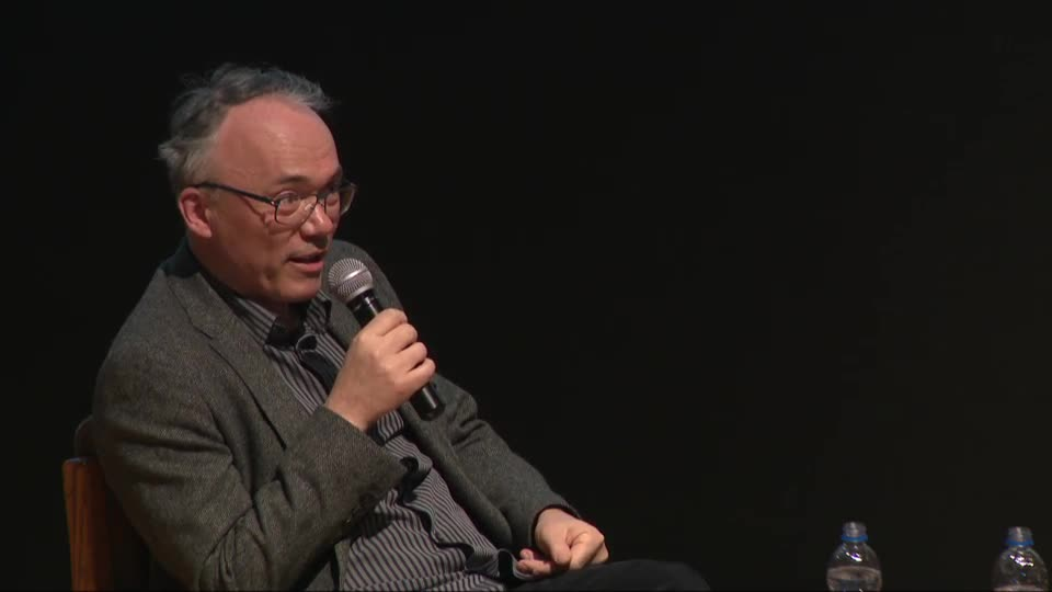 Viktor Stoilov speaks at Prague Spring 50