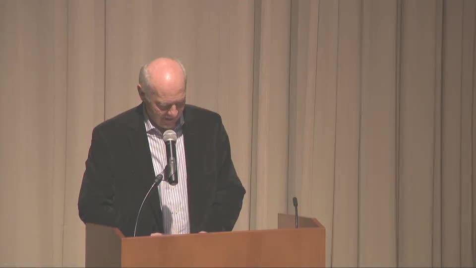 Jacques Rupnik speaks at Prague Spring 50