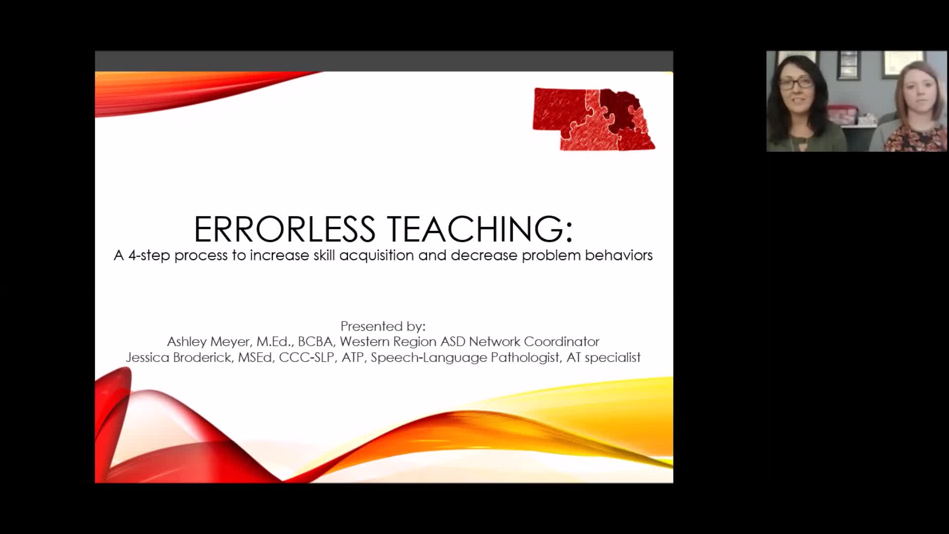 Errorless Teaching