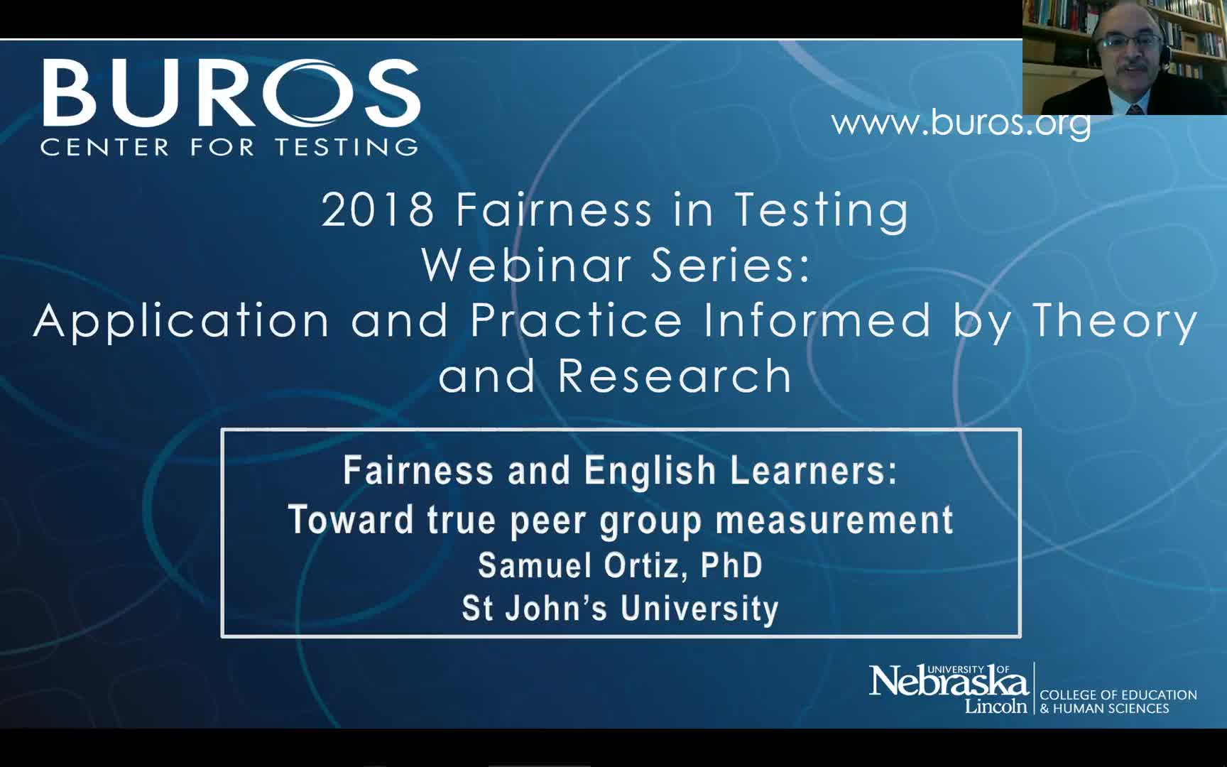 Fairness and English Learners