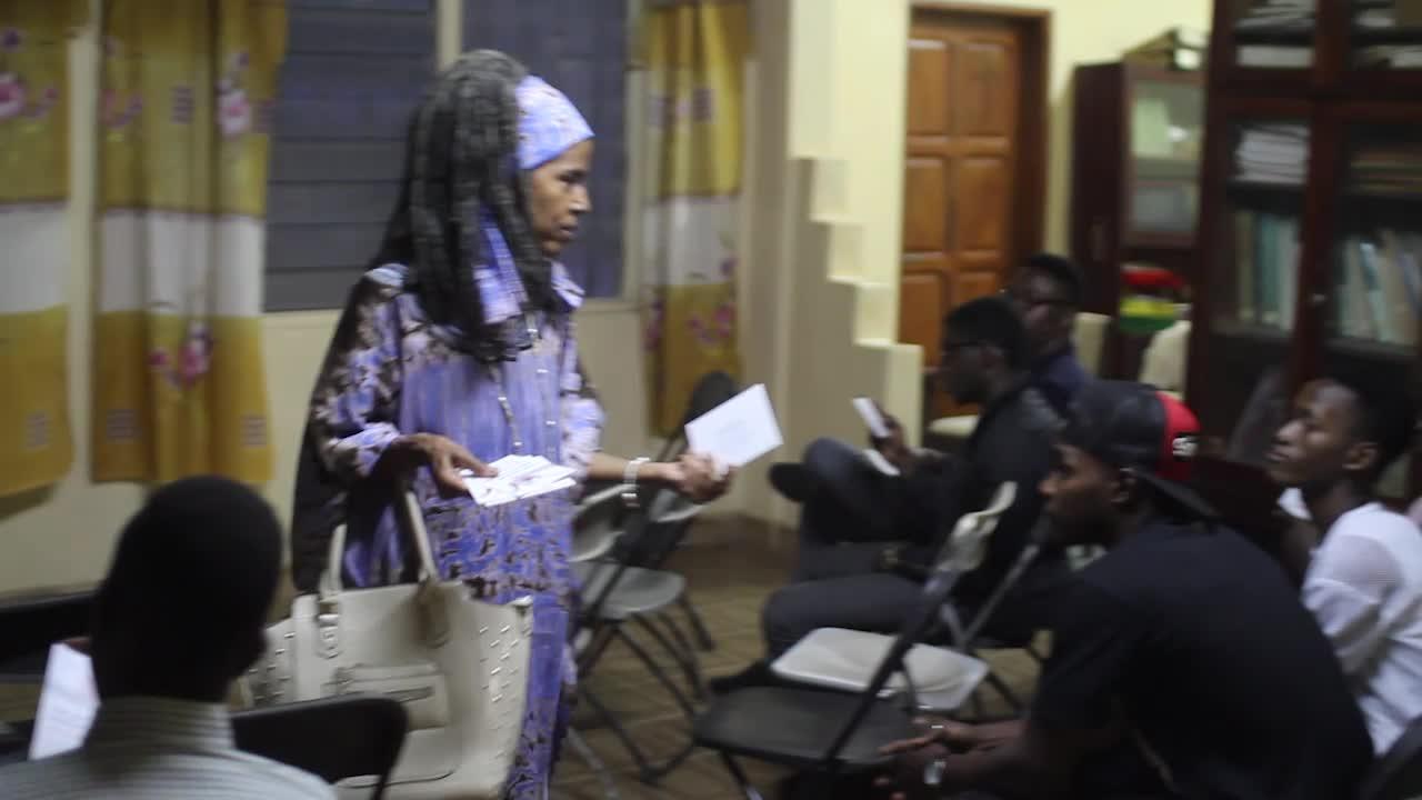 Gambia Ceremony