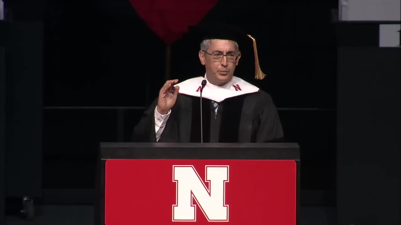 Alexander Payne's Nebraska Commencement Address