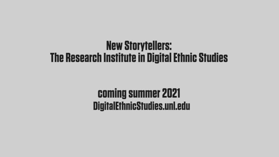 Digital Humanities Summer Institute