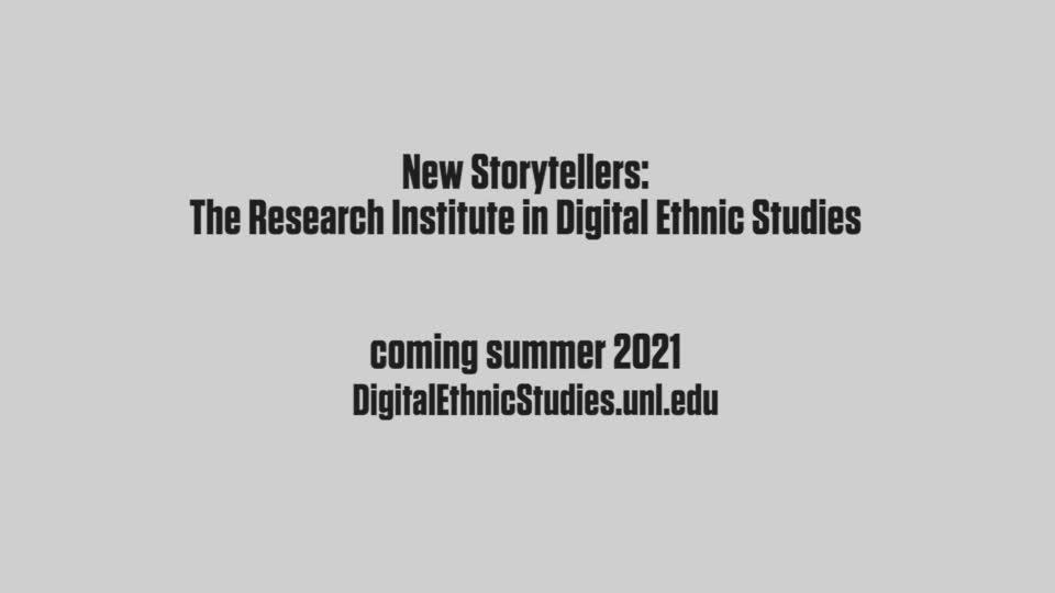 Digital Humanities Summer Institute