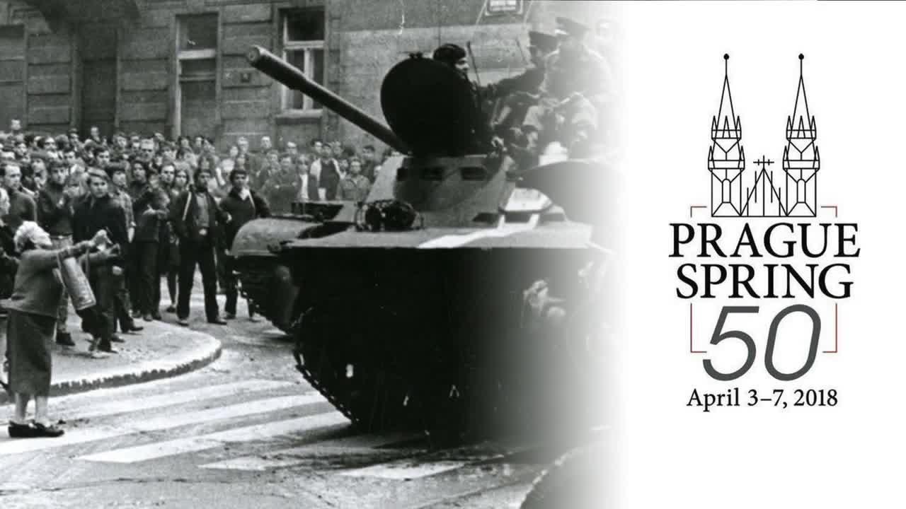 Petra Hůlová: 1968 in 2018