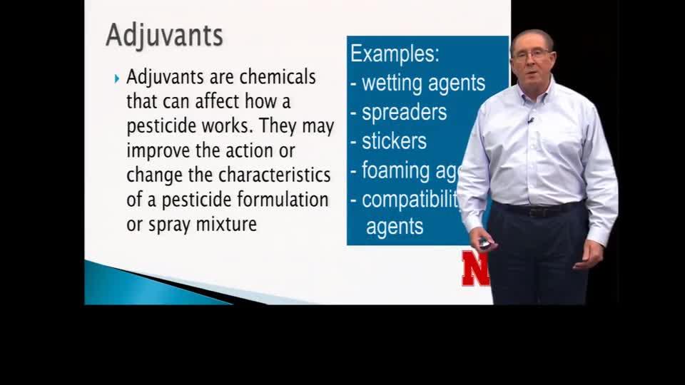 Adjuvants