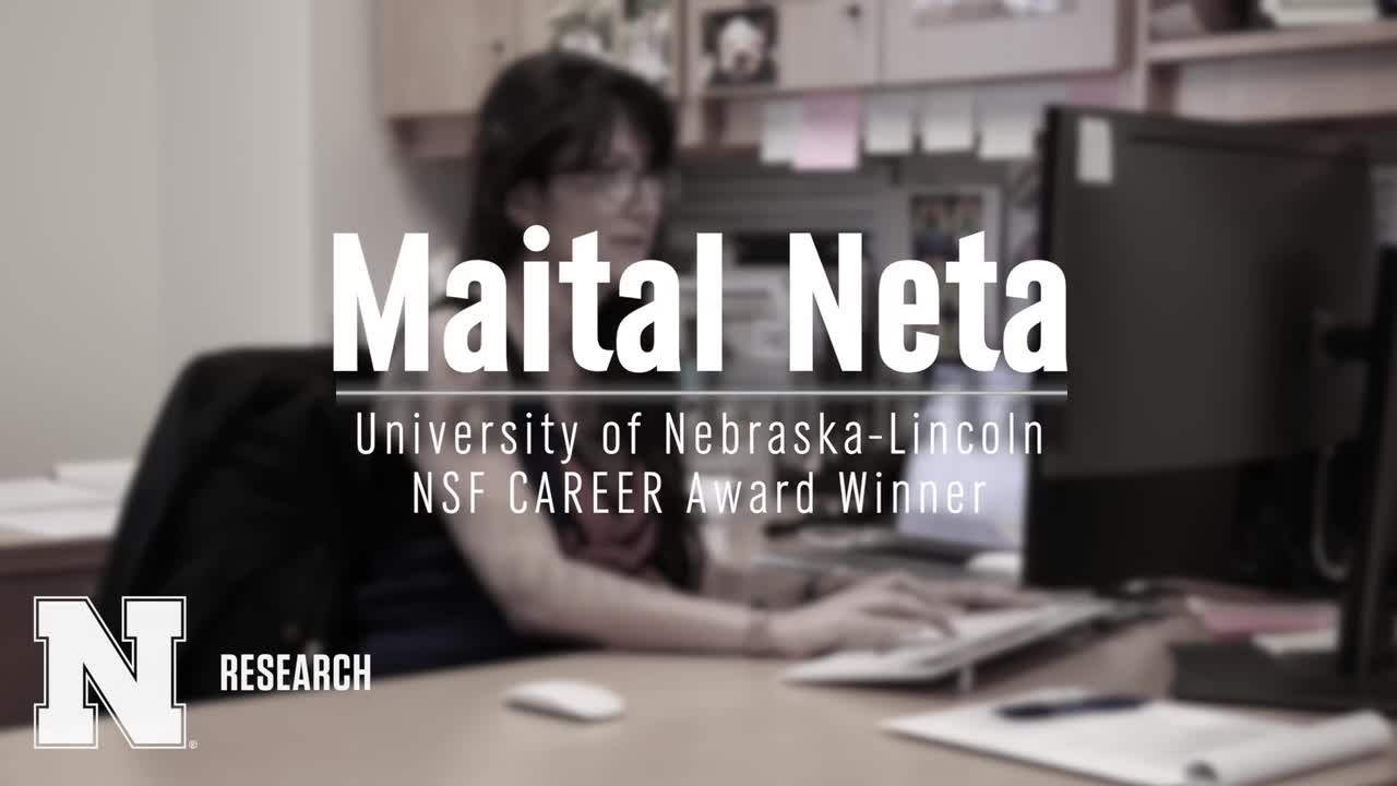 Maital Neta CAREER Award