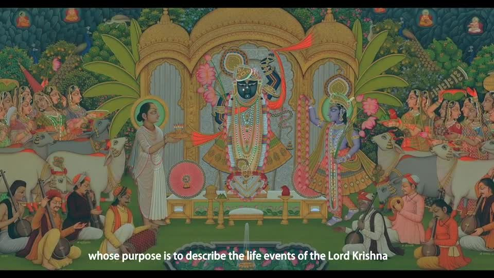 Pigment on Cloth: The Art of Indian Pichvai Painting