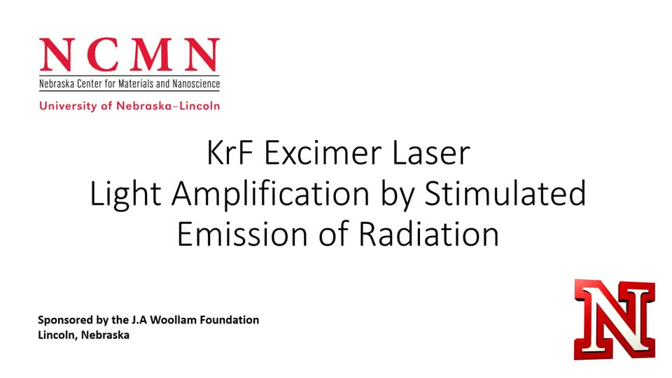 Excimer LASER Basics