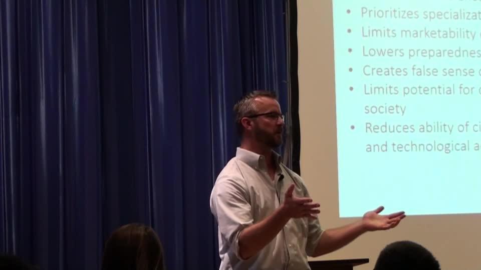 Transforming Range Curriculum in the 21st Century